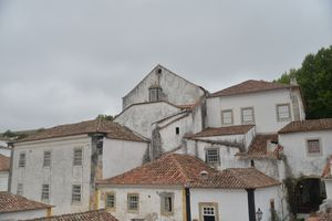 Tiled roofs in Portuguese  town - Elena Zapassky