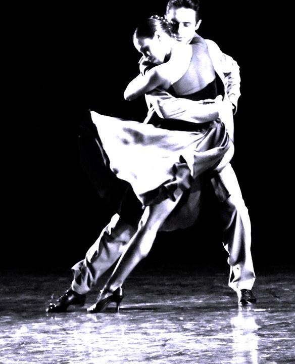 Танго - Elena Zapassky