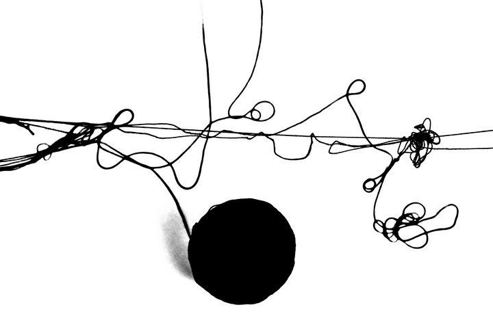 Abstract thread - Elena Zapassky