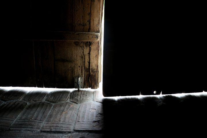 Old farm gate - Elena Zapassky