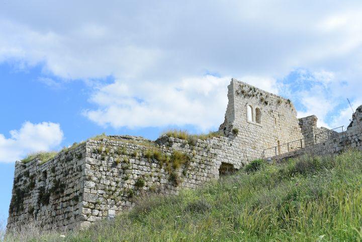 Old ruins - Elena Zapassky