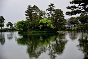Garden Kenroku-en in Kanazawa - Elena Zapassky