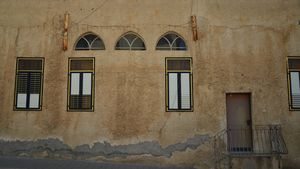 Old Jaffa's house