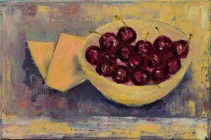 Sweet cherry - Elena Zapassky