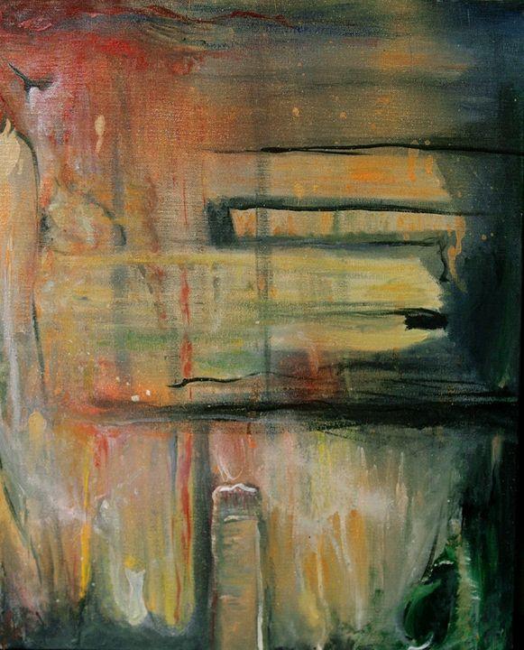 Parallel Room - Original - Stephanie Fischer