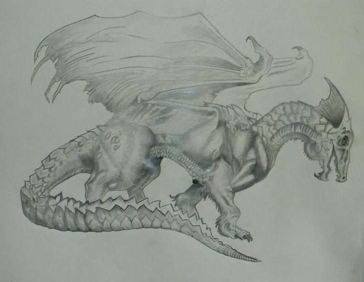 Dragon - Kimberely Martin