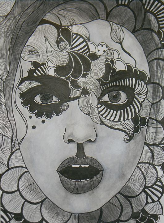 Ink Clown - Kimberely Martin