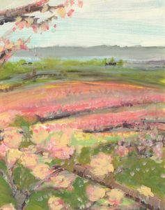 Apple Orchard - PaintSarahPaint