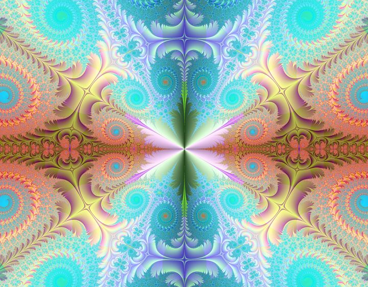 fractal 101 - Abstract passion
