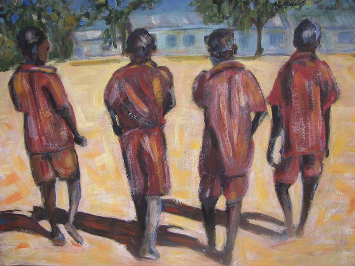 Village School Boys - M.A.D.