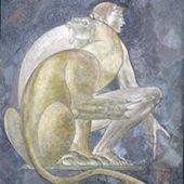 """Art Gallery """"Freska""""-Paints By Mamuka and Kakha."""