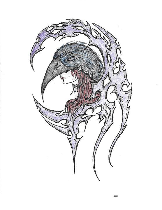 Crimson Raven - R. J. Kage