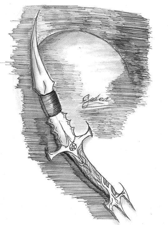 Moon Dagger - R. J. Kage