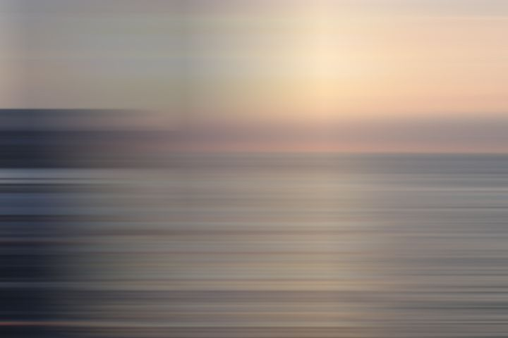 Blurred Lins - Abstract Photography