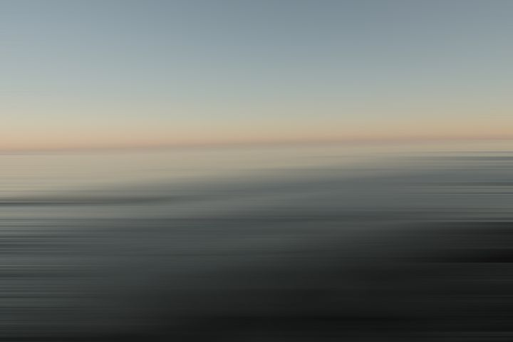 Stay Calm - Abstract Photography