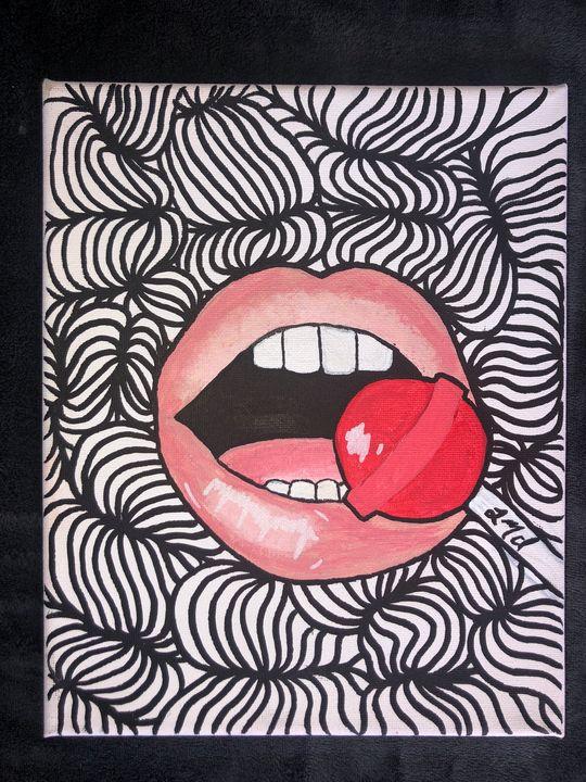Mouthy - Lillyan Mastine