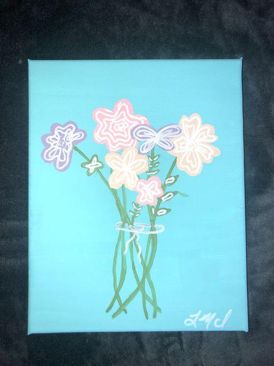 Simple Bouquet - Lillyan Mastine