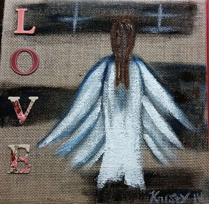 Love - kristy's Art Shed