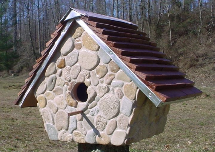 Stoned Cottage - Young Fortin Designs