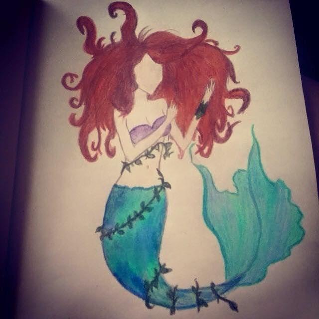 Mermaid - Hannahs Creations