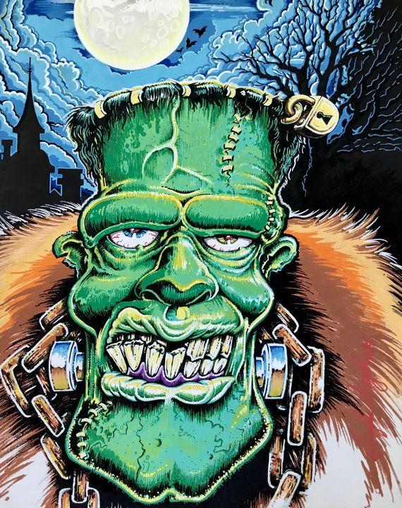 Frankenstein - Wright Works