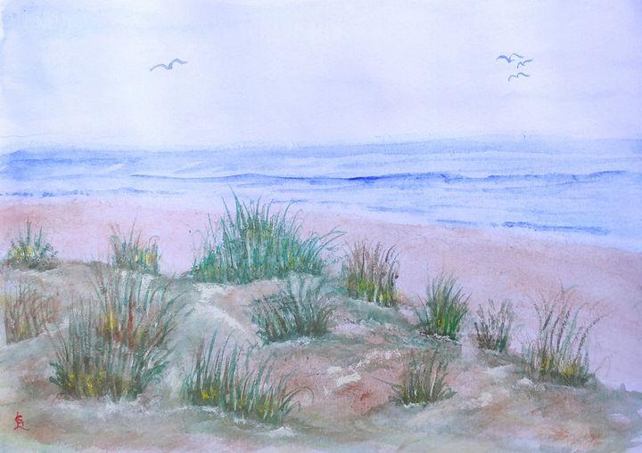 Dunes at the Beach - Eric Litchfield