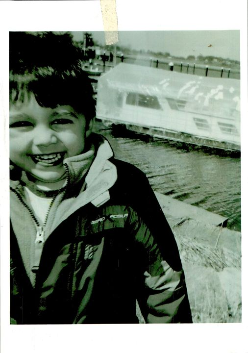 Photo of Joshua - Dotti's Art...as is