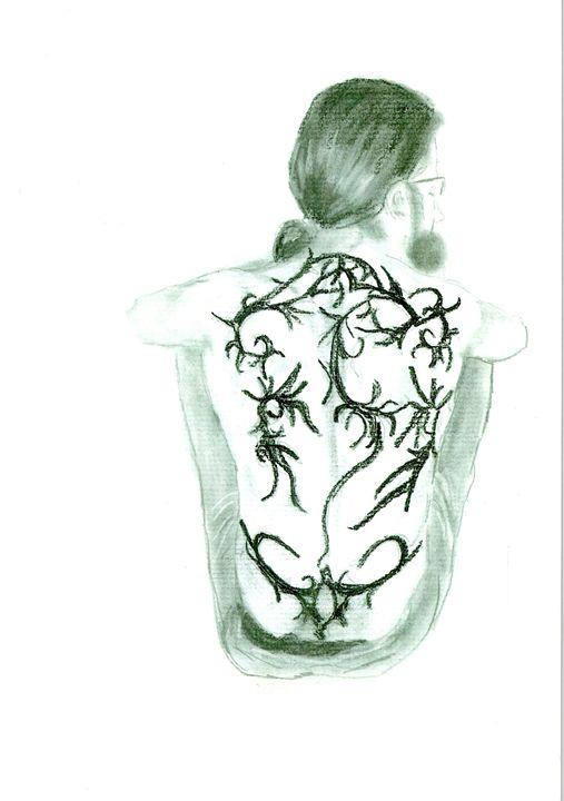 Jesse - Dotti's Art...as is