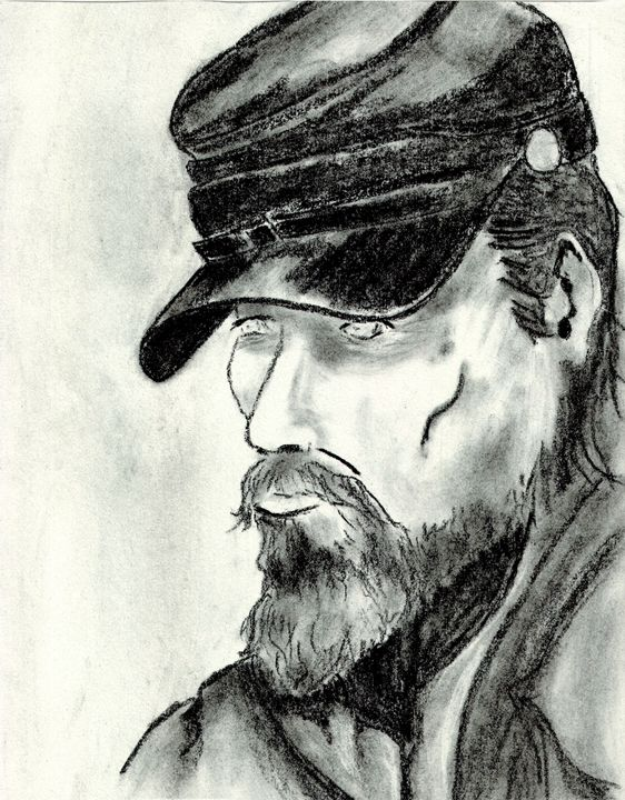 civil war soldier dotti s art as is drawings illustration