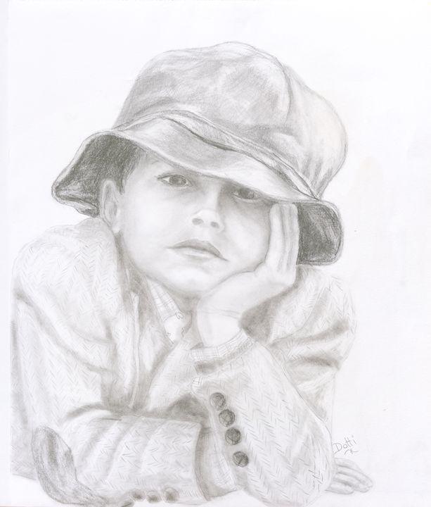 Kenny - Dotti's Art...as is