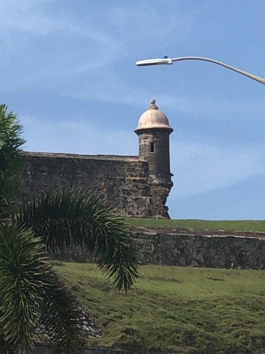 Watch Tower - Geraldine Junior