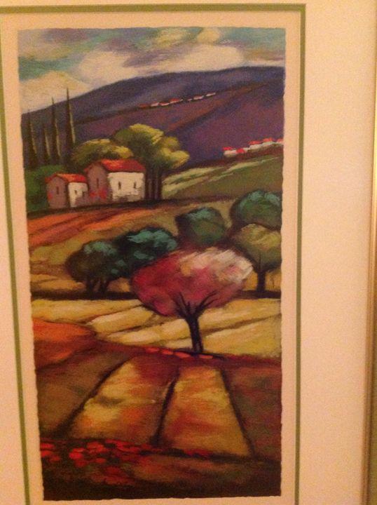 Autumn Breeze - Judy's Art