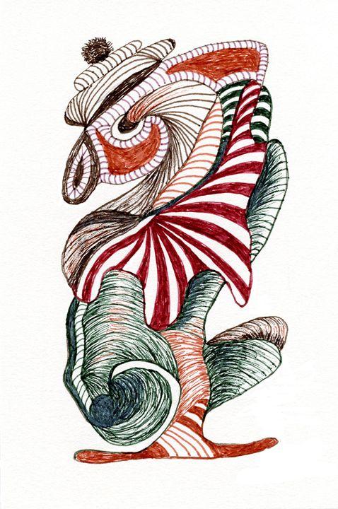 roostersaurus - Carol Brown Designs