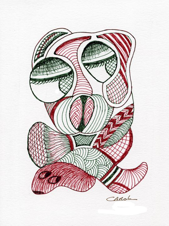 Sore Foot - Carol Brown Designs