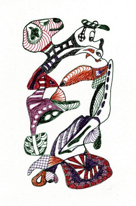Circle of Friends - Carol Brown Designs