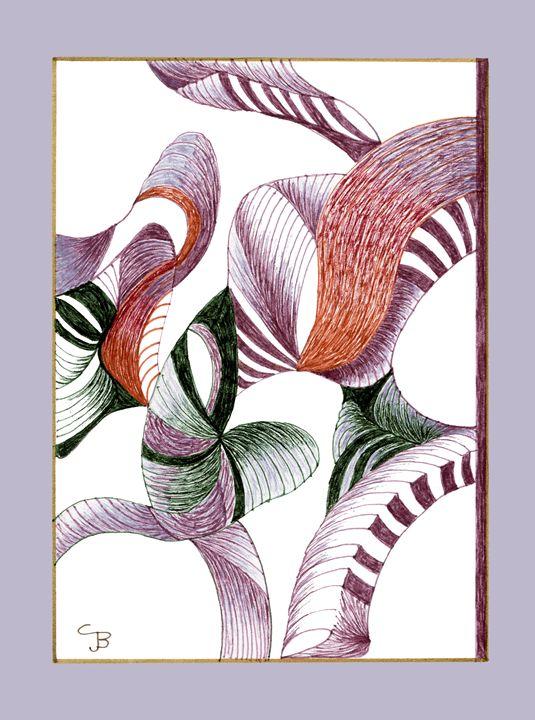 Swirls - Carol Brown Designs