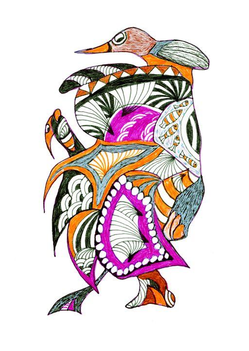 Free Ride - Carol Brown Designs
