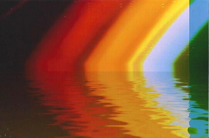 Ripple rainbow - LisaArtfartsFrankNbeanz