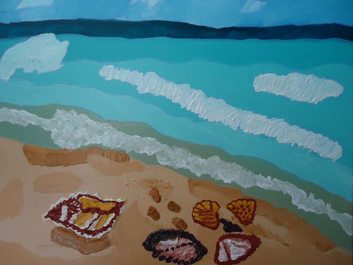 Sea shore shells - G3Pics