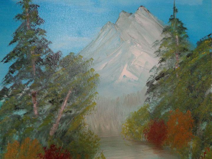 zona rural - Paintings by Armando
