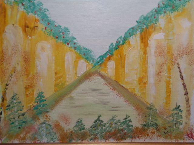 Distorsion - Paintings by Armando