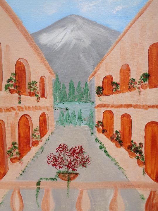 Callejon - Paintings by Armando
