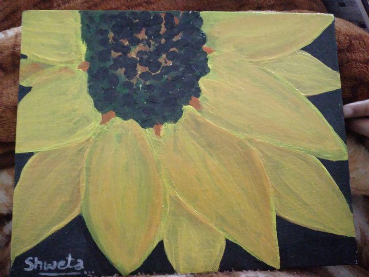 Sunflower - Shweta Arts