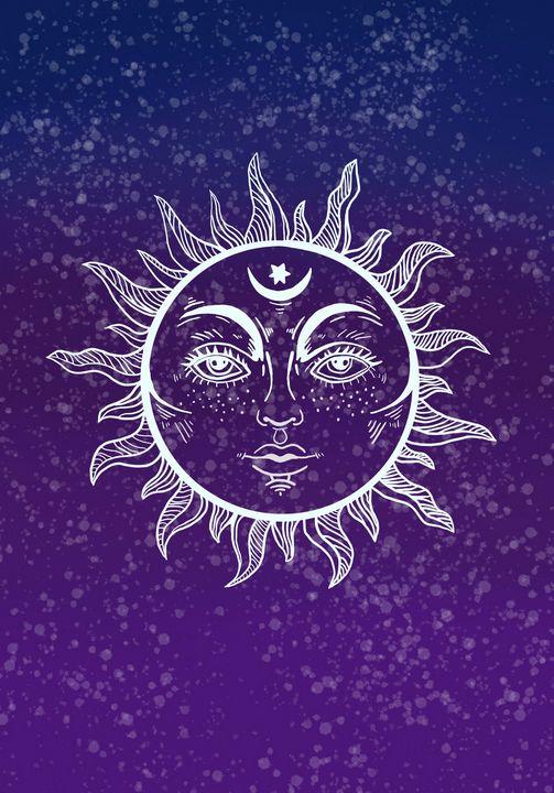 Nighttime Sun - Jenasyn