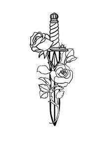 Rose Sword