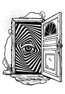 The door to the third eye
