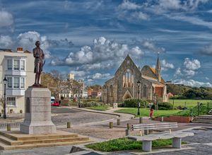 Royal Garrison Church _ Old Portsmou