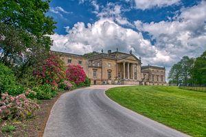 Stourhead House _ Wiltshire, England
