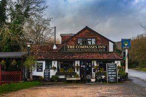 The Compasses Inn _ Gomshall