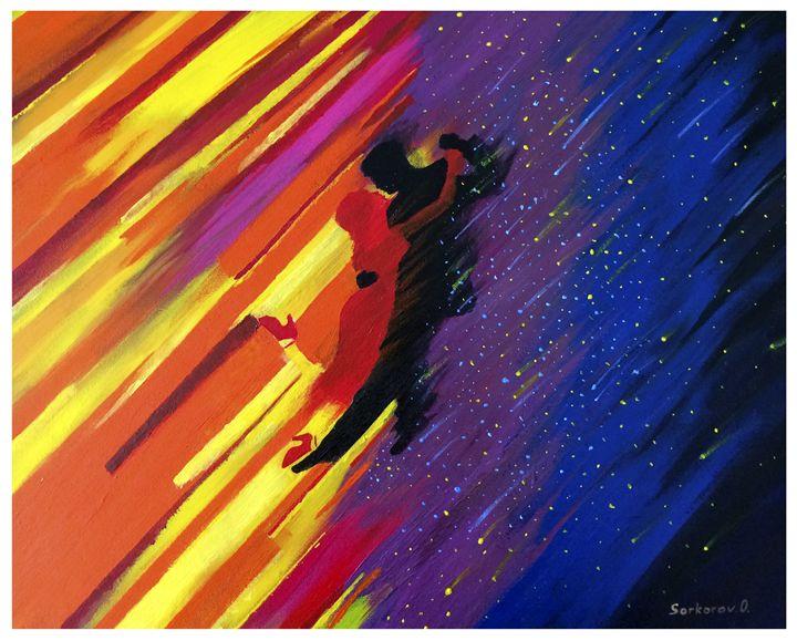 Dancing of day and night - Sarkorov Orif